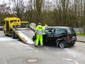 pojištění odtahu vozidla