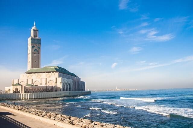 cestovní pojištění maroko