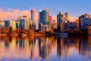 cestovní pojištění kanada
