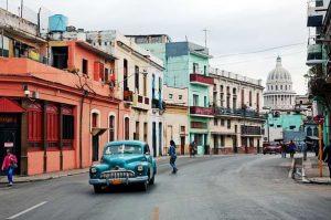 cestovní pojištění kuba