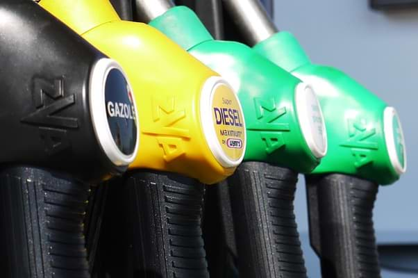 záměna paliva