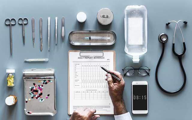 Změna zdravotní pojišťovny 2019