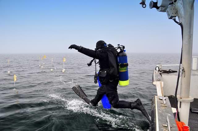 cestovní pojištění na potápění
