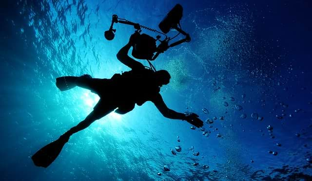 cestovní pojištění potápění