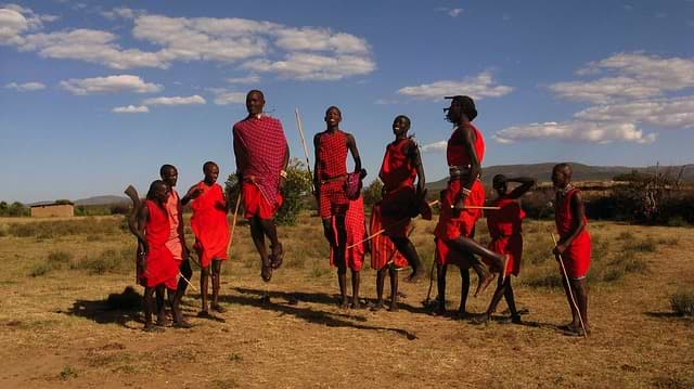 cestovní pojištění keňa
