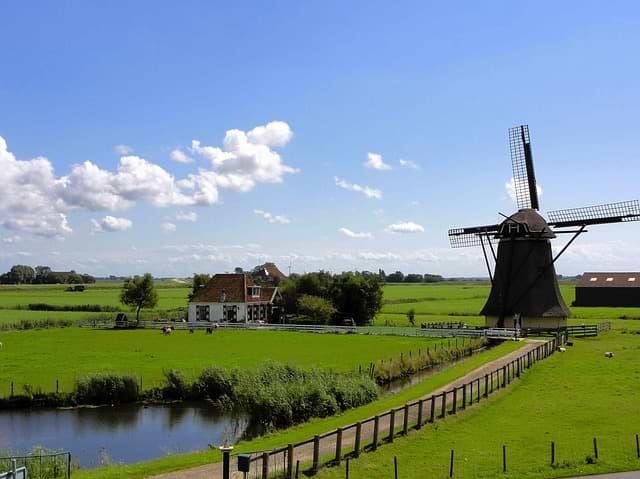cestovní pojištění do Holandska