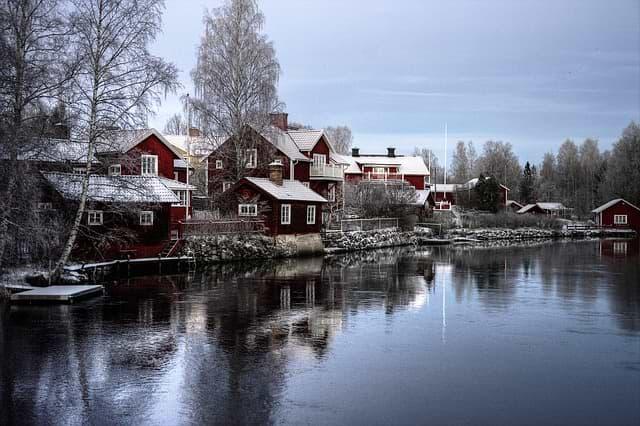 cestovní pojištění do Švédska