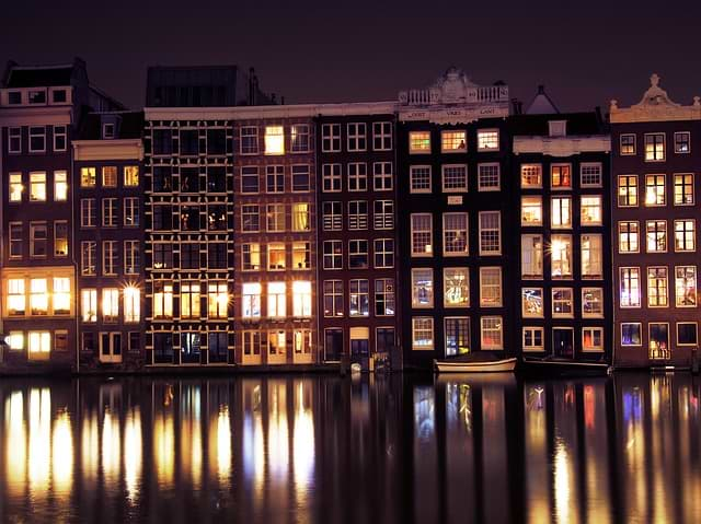 cestovní pojištění Holandsko
