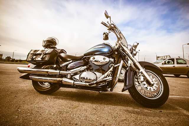 Havarijní pojištění na motorku