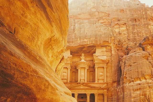 cestovní pojištění jordánsko