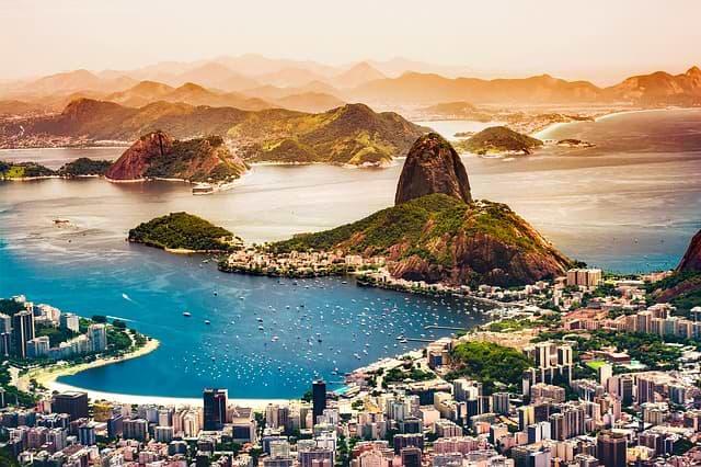 Cestovní pojištění do Brazílie