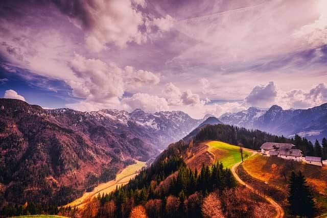 cestovní pojištění do slovinska