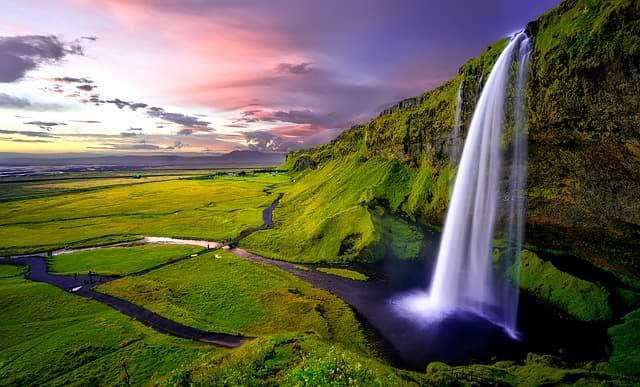 cestovní pojištění island