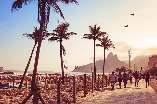 pojištění brazílie