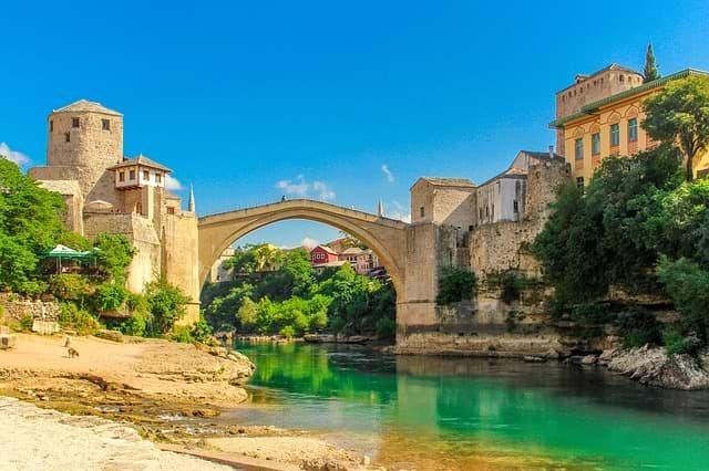 cestovní pojištění bosna a hercegovina
