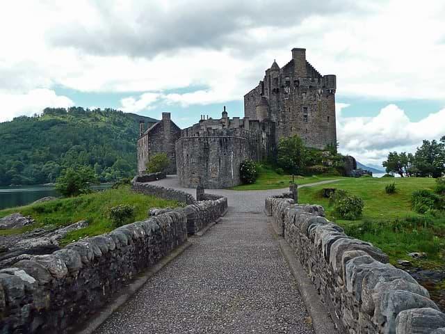 cestovní pojištění do Skotska