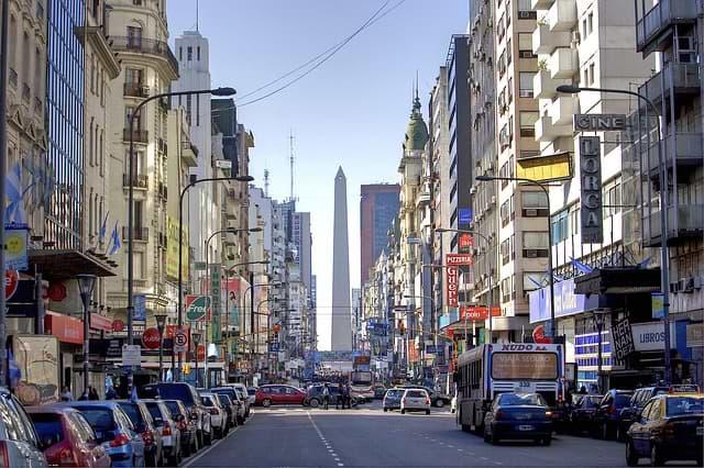 Cestovní pojištění Argentina
