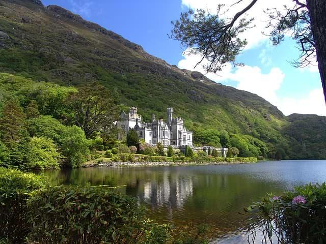 cestovní pojištění irsko
