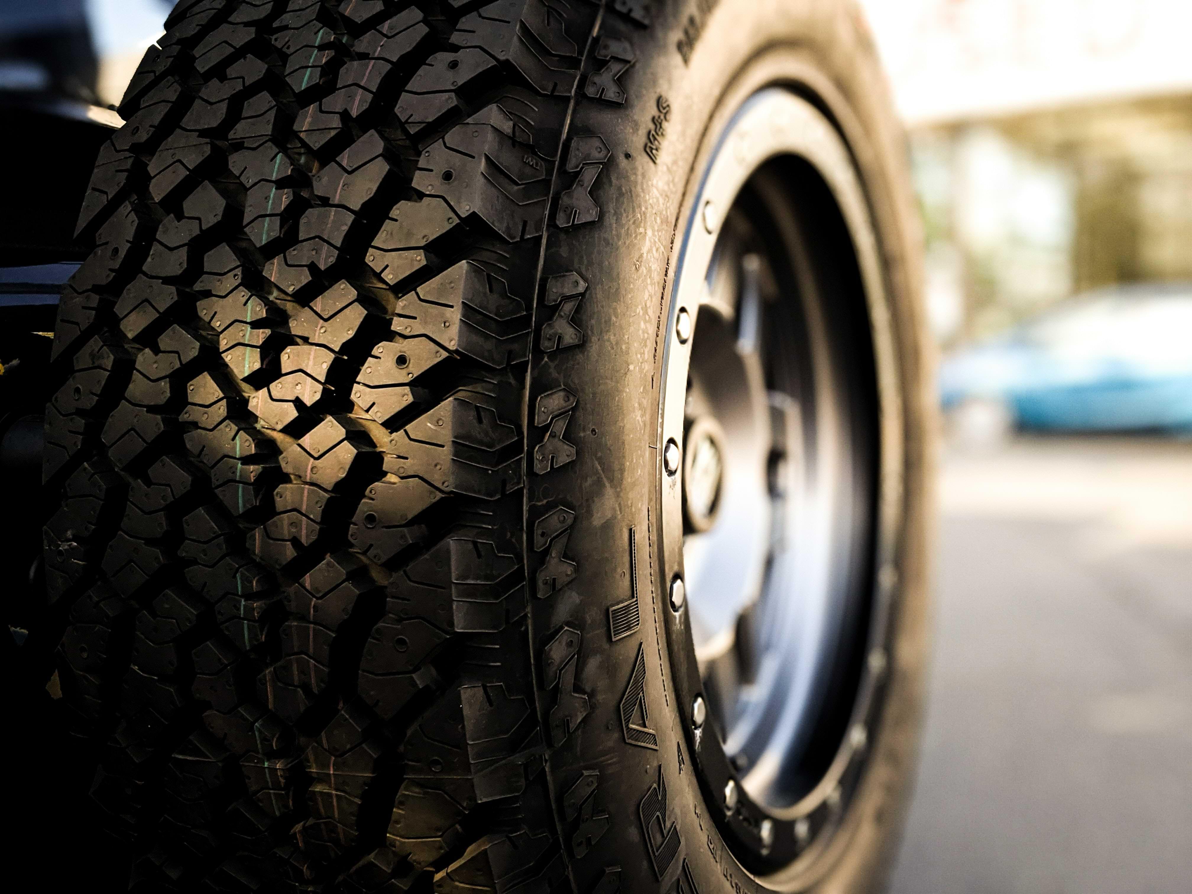 zimní pneumatiky výměna